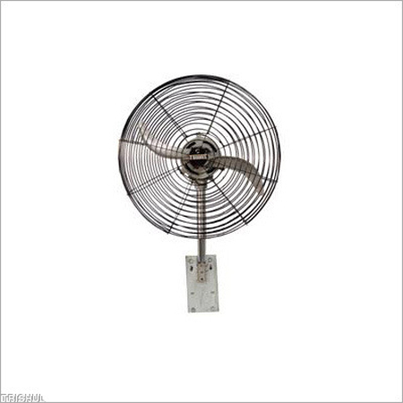 Wall Mount Non Oscillating Fan