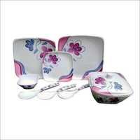 Melamine Cherish Dinner Set
