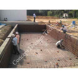 Construction of Residential Swimming Pool