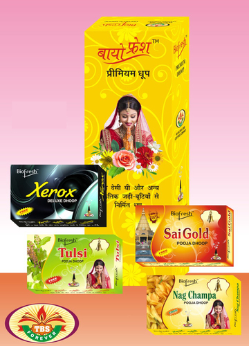 Biofresh Premium Dhoop Batti