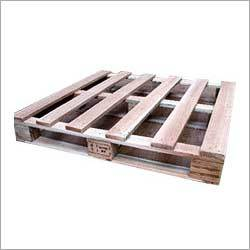 ISPM-Fumigated Wooden Pallets