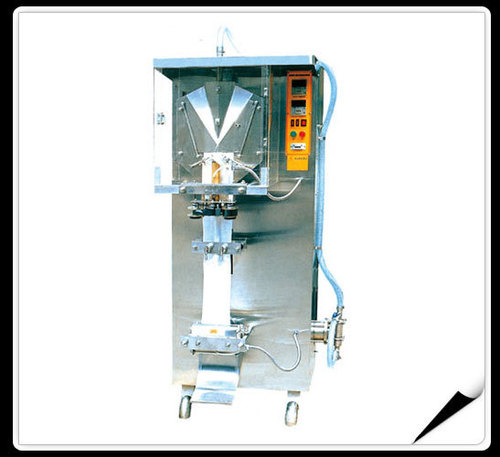 Automatic Liquid Packager