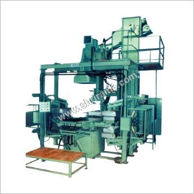 Four Station Shell Moulding Machine