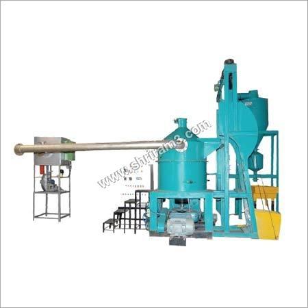 Auto Resin Sand Coating Plant