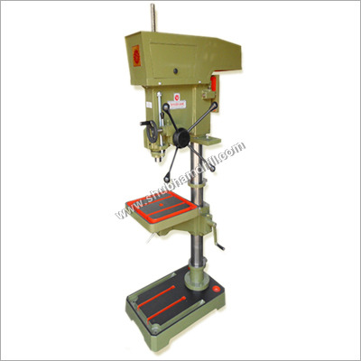 Light Duty Pillar Drilling Machine