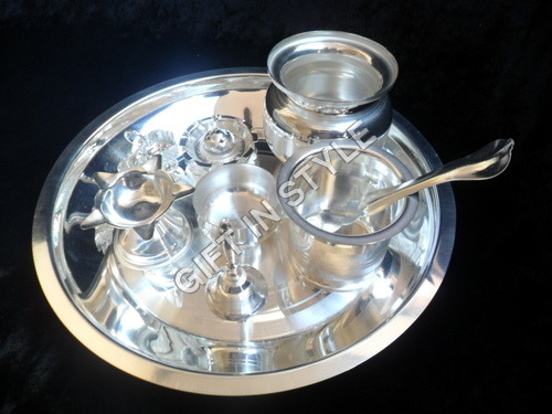 Pooja Thali Handicrafts