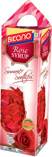Rose Syrup