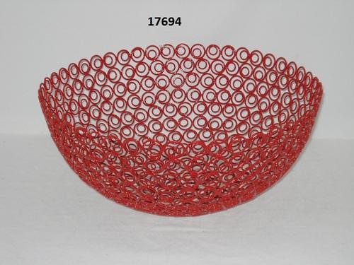 Iron Round Bowl