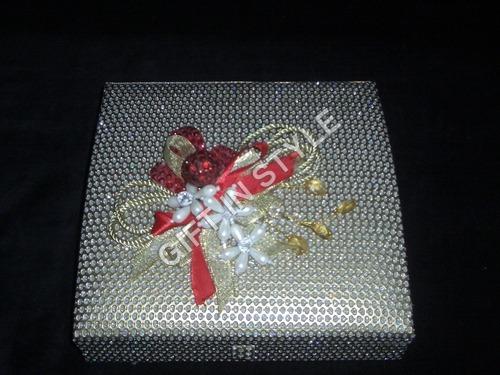 Designer Acrylic Jewelry Box