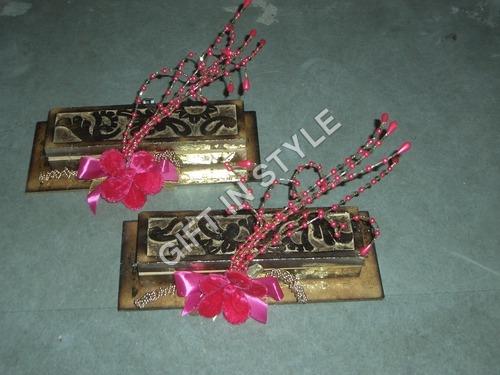 Designer Wooden Jewelry Box