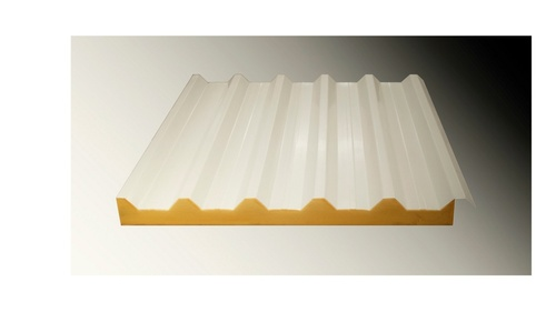 Roofing Puf Sandwich Panel
