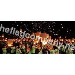 Customized Sky Lanterns