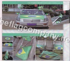 Car Decoration Flag