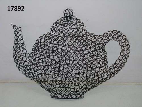 Iron Tea Pot Hanging