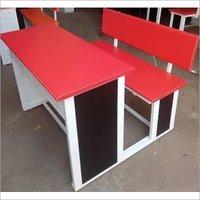Wooden school table