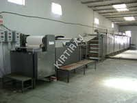Manual Papad Making Machine