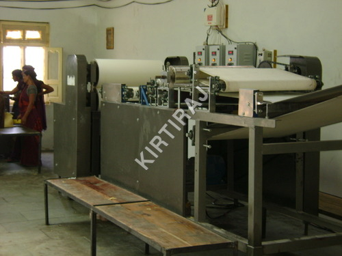 Heavy Duty Papad Machine