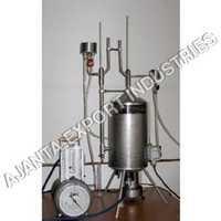Junker Gas Calorimeter