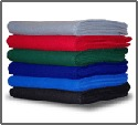 100% Polyester Fleece Blankets