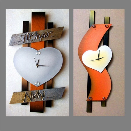 Handcrafted Wood Clocks