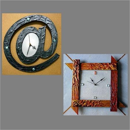 Handcrafted Clocks