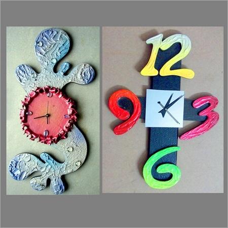 Decorative Handmade Wall Clock