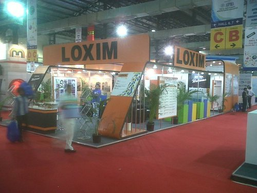 Exhibition Stall Fabricator