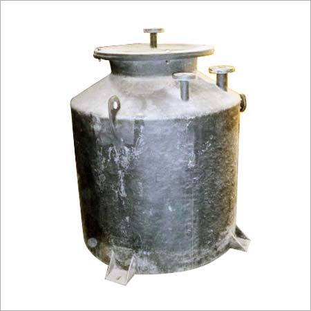 Frp Fiberglass Tank
