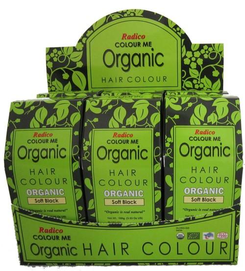 Organic Hair Color Dye