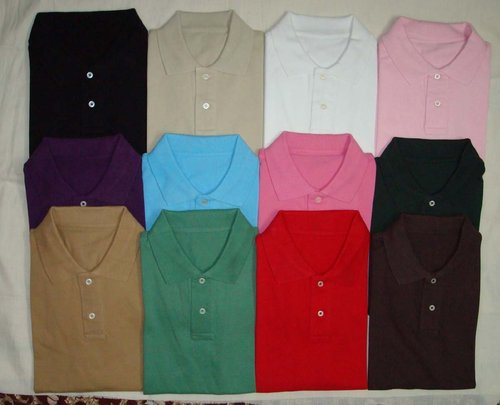 Mens Collared T-Shirts