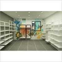 3D Retail Display Fixtures