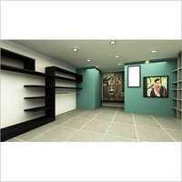 3D Retail Shop Fixtures