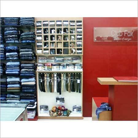 Textile Retail Fixtures