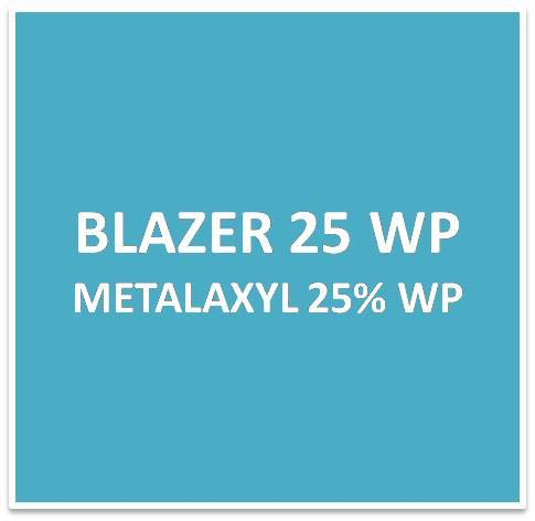 METALAXYL 25% WP