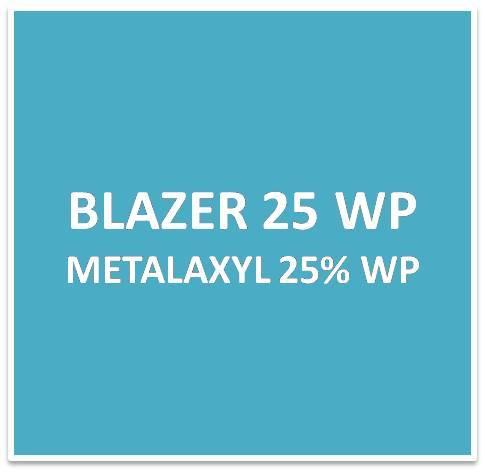 METALAXYL 25% WP