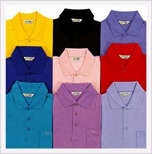 Polo Collar T Shirts