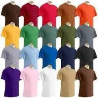 Round Neck T- Shirts