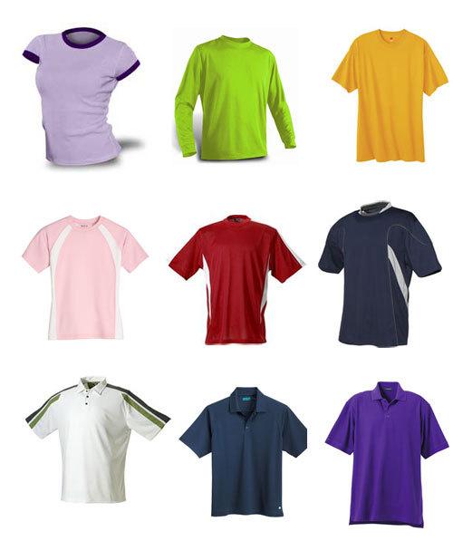 Half Sleeve T- Shirts