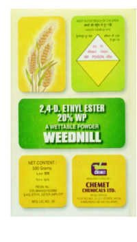 2,4 D ETHYL ESTER 20% wp