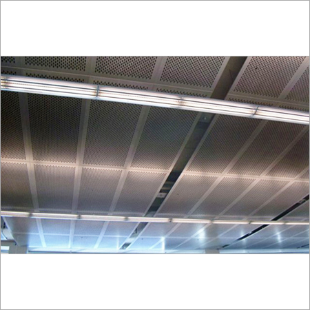 Decorative Metal Ceilings