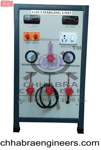 mechanical Refrigeration & air-conditioner Lab