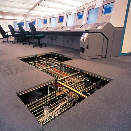 Industrial Raised Floors