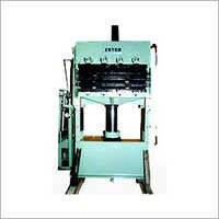 Hydraulic Daylight Cork Moulding Press