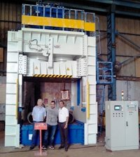 Santec India SMC Moulding Presses