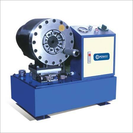 H 52 Hydraulic Hose Crimping Machine