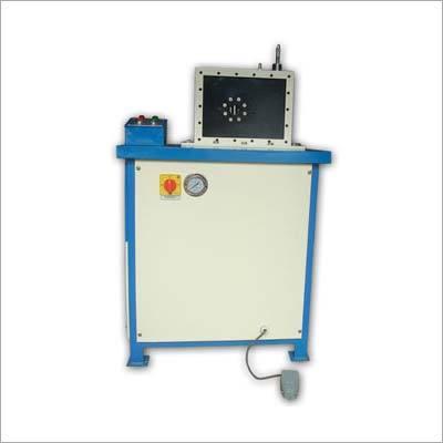 Semi Automatic Low Pressure Hose Crimping Machine