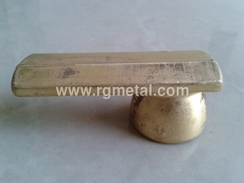 Brass Bib Cock Handle