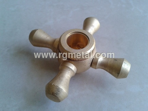 Brass Tap Handle