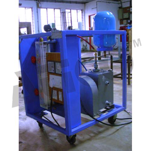 Gas Charging Unit
