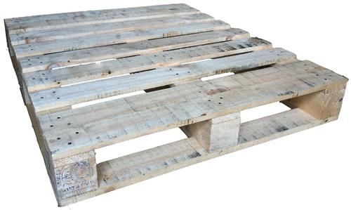 Pine Wood Block Pallet